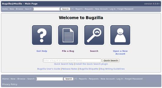 BugzillaScreenshot